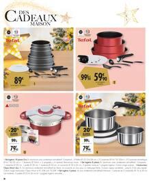 Catalogue Carrefour en cours, Noël historique, Page 86