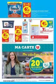 Catalogue U Express en cours, Plus de promos offertes !, Page 19
