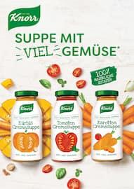 Aktueller Knorr Prospekt, Suppe mit viel Gemüse, Seite 1