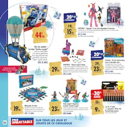 Catalogue Carrefour en cours, Objectif Noël, Page 26
