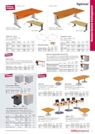 Catalogue Office DEPOT en cours, Catalogue Mobilier, tout pour votre bureau, Page 31