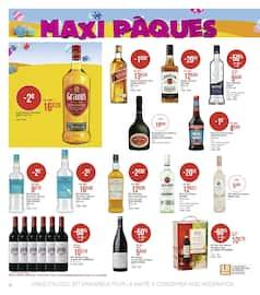 Catalogue Géant Casino en cours, Maxi Pâques, Page 18