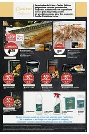 Catalogue Casino Supermarchés en cours, Cahier salon de la marque Casino, Page 7
