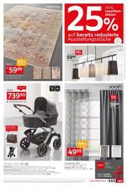 Aktueller XXXLutz Möbelhäuser Prospekt, Nr. 1 beim Preis!, Seite 11