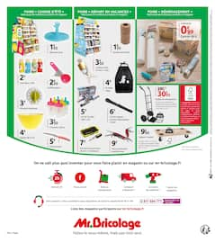 Catalogue Mr Bricolage en cours, Une belle brochette de petits prix., Page 4