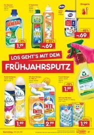 Aktueller Netto Marken-Discount Prospekt, GARANTIERT NIRGENDWO GÜNSTIGER, Seite 16