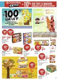 Catalogue Casino Supermarchés en cours, Les promos entrent en scène !, Page 17