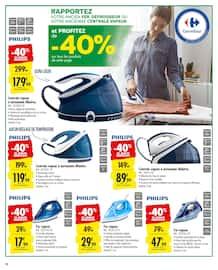 Catalogue Carrefour en cours, Le meilleur de la maison moins cher, Page 24