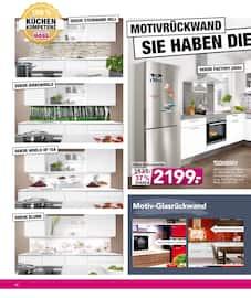 Aktueller SB Möbel Boss Prospekt, VIEL KÜCHE... für wenig Geld!, Seite 40