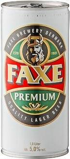 Bier von FAXE im aktuellen Kaufland Prospekt für 1€