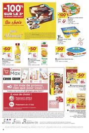 Catalogue Casino Supermarchés en cours, Une année riche en promos, Page 4