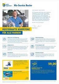 Aktueller Meisterhaft Autoreparatur Prospekt, Wir sorgen für ein gesundes Innenraumklima., Seite 2