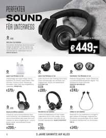 Aktueller Hi-Fi Klubben Prospekt, Geschenke für die Ohren, Seite 6