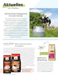 Aktueller Alnatura Prospekt, Magazin, Seite 4