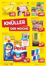 Aktueller Netto Marken-Discount Prospekt, DER ORT, AN DEM MEHRMALS TÄGLICH FRISCH GEBACKEN WIRD., Seite 2