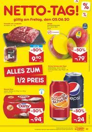 Aktueller Netto Marken-Discount Prospekt, Wochenendkracher, Seite 2