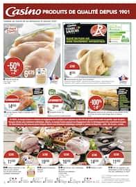 Catalogue Casino Supermarchés en cours, Priorité aux bons plans, Page 4