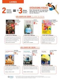 Catalogue E.Leclerc en cours, Festival Culturissimo édition #6, Page 3