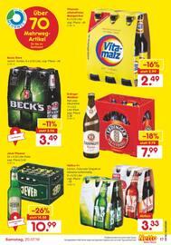 Aktueller Netto Marken-Discount Prospekt, Nachhaltig und lecker!, Seite 17
