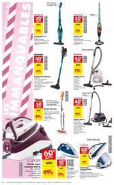 Catalogue Carrefour en cours, Le meilleur des soldes moins cher !, Page 24