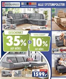 Aktueller Möbel Hausmann Prospekt, Wir sind für euch da!, Seite 2