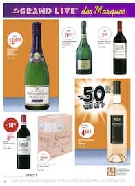 Catalogue Géant Casino en cours, Le grand live des marques, Page 10