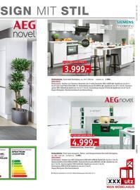 Aktueller XXXLutz Möbelhäuser Prospekt, Deutschlands Küchenprofi!, Seite 5