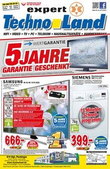 Techno-Land, 5 JAHRE GARANTIE GESCHENKT für Stuttgart1