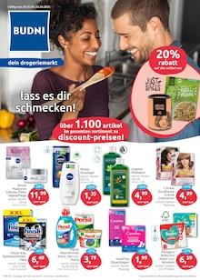 BUDNI Prospekt für Scheßlitz: BUDNI - Dein Drogeriemarkt, 12 Seiten, 17.10.2021 - 23.10.2021