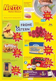 Netto Marken-Discount, WIR WÜNSCHEN FROHE OSTERN für Bremen
