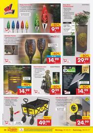 Aktueller Netto Marken-Discount Prospekt, DER ORT, AN DEM MEHRMALS TÄGLICH FRISCH GEBACKEN WIRD., Seite 28