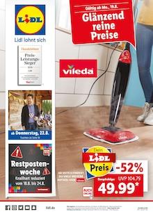 Lidl, GLÄNZEND REINE PREISE für Eisenhüttenstadt