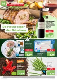 Aktueller Kaufland Prospekt, Essen ist Liebe, Seite 10