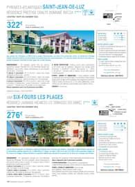 Catalogue E.Leclerc Voyages en cours, Vous aussi, partez, Page 186