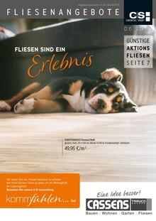 Cassens GmbH & Co. KG - Fliesenangebote