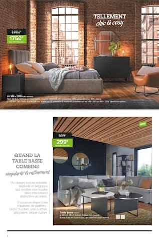 Catalogue Gautier en cours, Meublez français, meublez Gautier !, Page 2