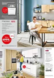 Aktueller porta Möbel Prospekt, Porta Küchenwelt, Seite 10