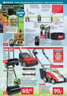 Elektronik im BAUHAUS Prospekt Handzettel KW 14 auf S. 6