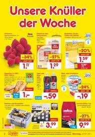 Aktueller Netto Marken-Discount Prospekt, DU WILLST SUPERBOWL ANGEBOTE FÜR KLEINES GELD? DANN GEH DOCH ZU NETTO!, Seite 2