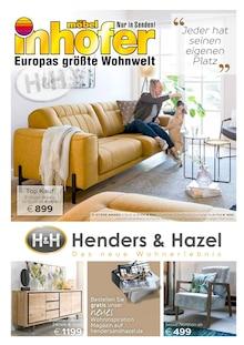 Möbel Inhofer - Jeder hat seinen eigenen Platz