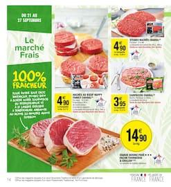 Catalogue Carrefour Market en cours, Le mois 100% gagnant, Page 14