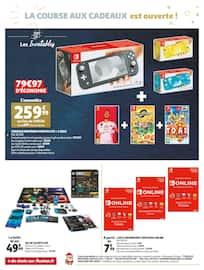 Catalogue Auchan en cours, La course aux cadeaux est ouverte !, Page 2