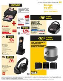 Catalogue Carrefour en cours, High-tech, restez connectés à vos envies, Page 13