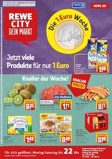 REWE, JETZT VIELE PRODUKTE FÜR NUR 1 EURO für Bremen