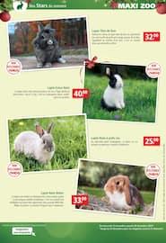 Catalogue Maxi Zoo en cours, Plongez dans les promos, Page 4