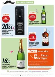 Catalogue Franprix en cours, Faites le plein d'avantages avec bibi !, Page 6