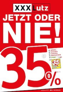 XXXLutz Möbelhäuser - Jetzt oder nie!