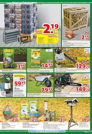 Aktueller hagebaumarkt Prospekt, Hier hilft man sich., Seite 6