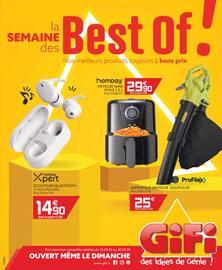 Catalogue Gifi en cours, La semaine des Best Of !, Page 1
