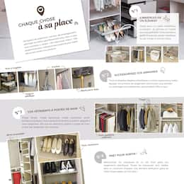Catalogue Cuisinella en cours, Rangement : Collection 2020, Page 42